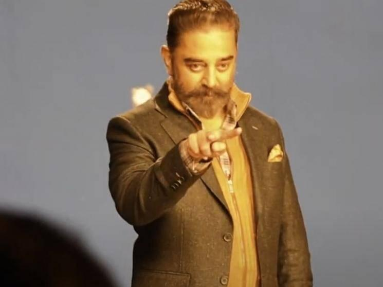 Bigg Boss Tamil Season 4 Promo - MAKING video | Kamal Haasan | Sandy