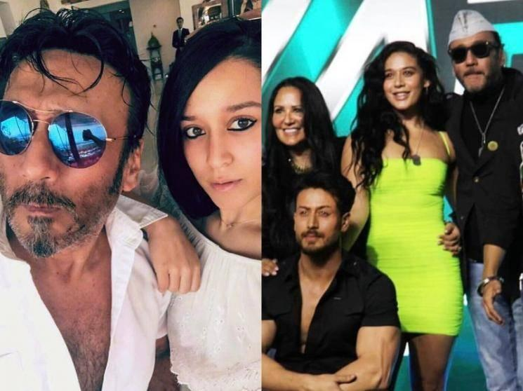 Bigil villain Jackie Shroff's daughter Krishna announces break-up, Has a special request for fans