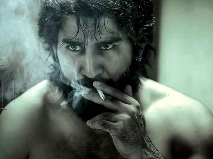 Check out the intense second look poster of Vijay Antony's character from Agni Siragugal!