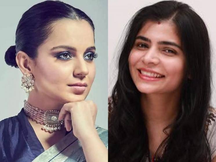 Chinmayi's response to Kangana Ranaut's dig at Deepika Padukone about depression