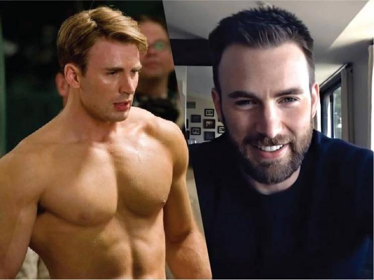 Captain America and Avengers actor Chris Evans responds to accidental nude pic leak!