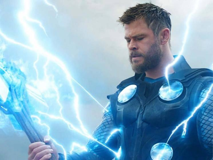 Chris Hemworth opens up on retirement as Thor and from Marvel films
