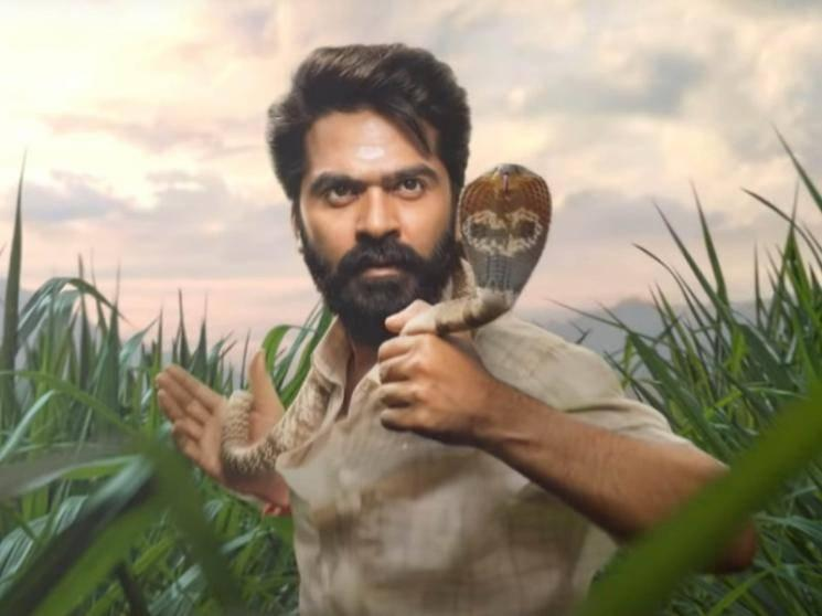 Complaint filed against Simbu for harassing snake at Eeswaran shooting spot