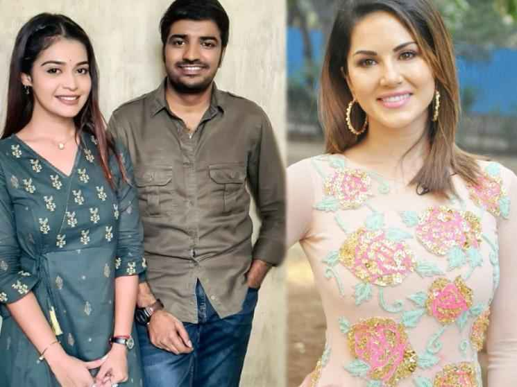 Cook with Comali fame Dharsha Gupta to pair opposite Sathish in Sunny Leone's next!