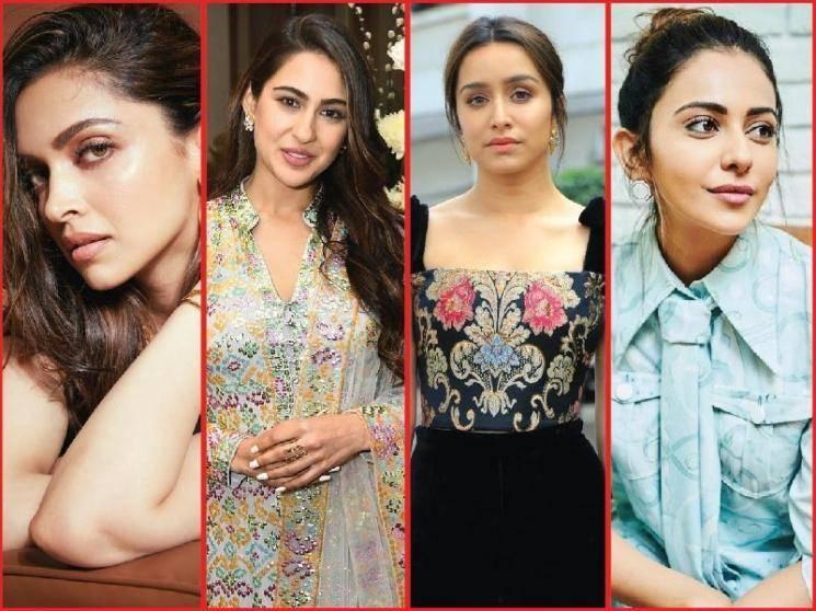 NCB summons Deepika Padukone, Sara Ali Khan, Shraddha kapoor and Rakul Preet Singh in drug case