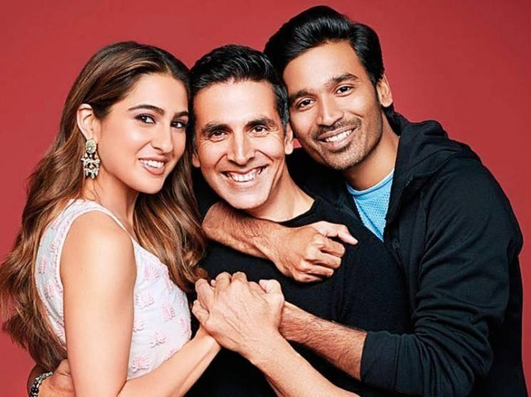 Dhanush's Atrangi Re shooting wraps up | Akshay Kumar | Sara Ali Khan | A. R. Rahman