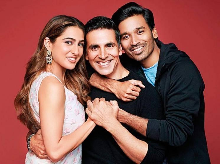 Dhanush's look in Atrangi Re surprises fans | Akshay Kumar | Sara Ali Khan