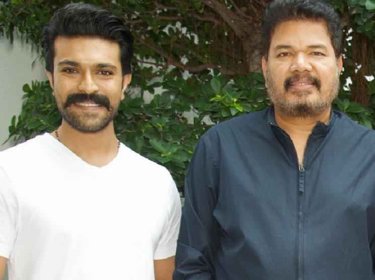 Director Shankar - Ram Charan film shoot to begin in September - Exclusive Update!