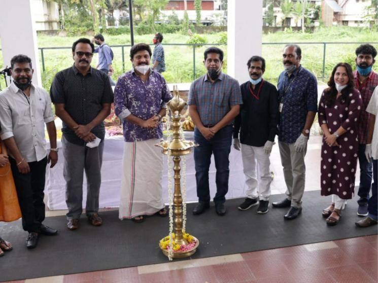 Mohanlal's Drishyam 2 shooting begins - pictures go viral!