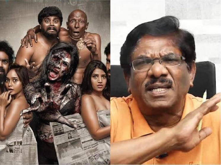 Director Bharathiraja issues a strong statement against Irandam Kuththu