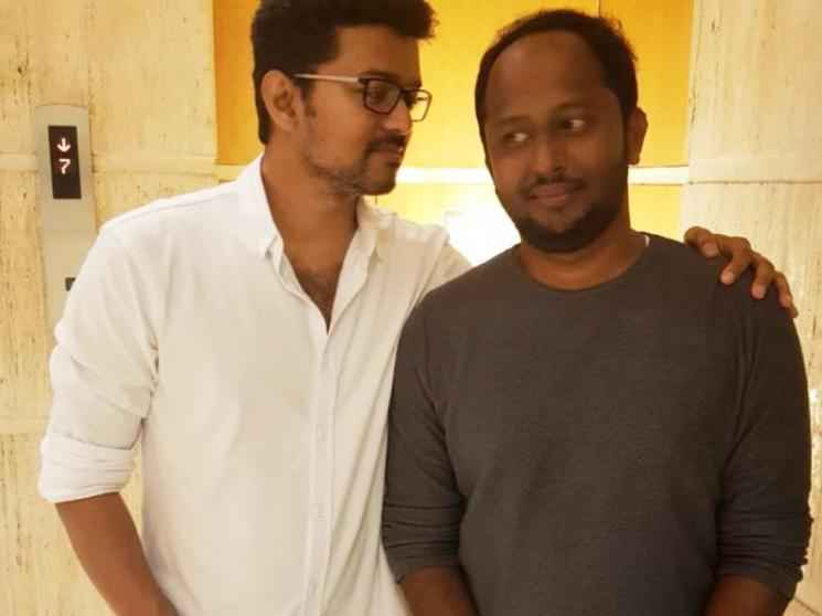 Jagadish and Team Route set the world record for Thalapathy Vijay in Twitter Spaces!