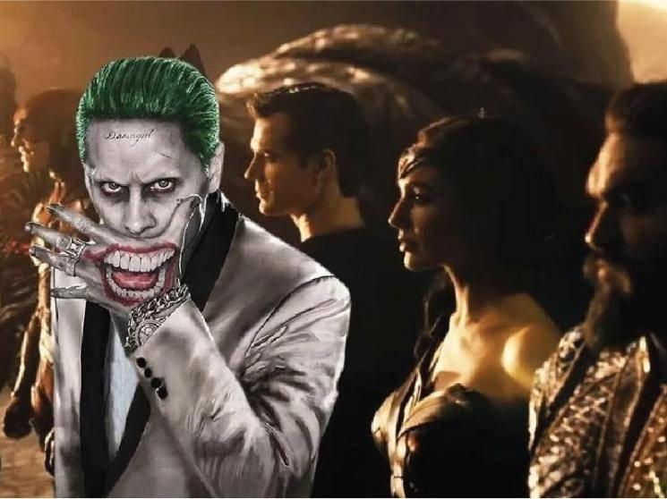 Jared Leto to reprise Joker once again in Zack Snyder's Justice League