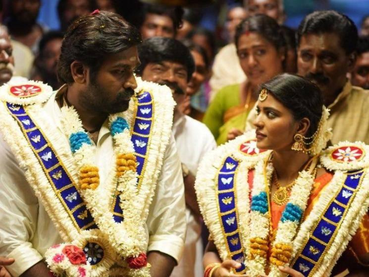 Aishwarya Rajesh explains how Vijay Sethupathi's role in Ka Pae Ranasingam became bigger