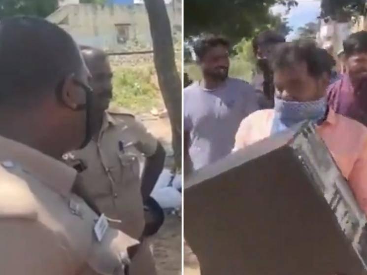 Ka Pae Ranasingam team raids local TV channel for illegal telecast - Viral video!