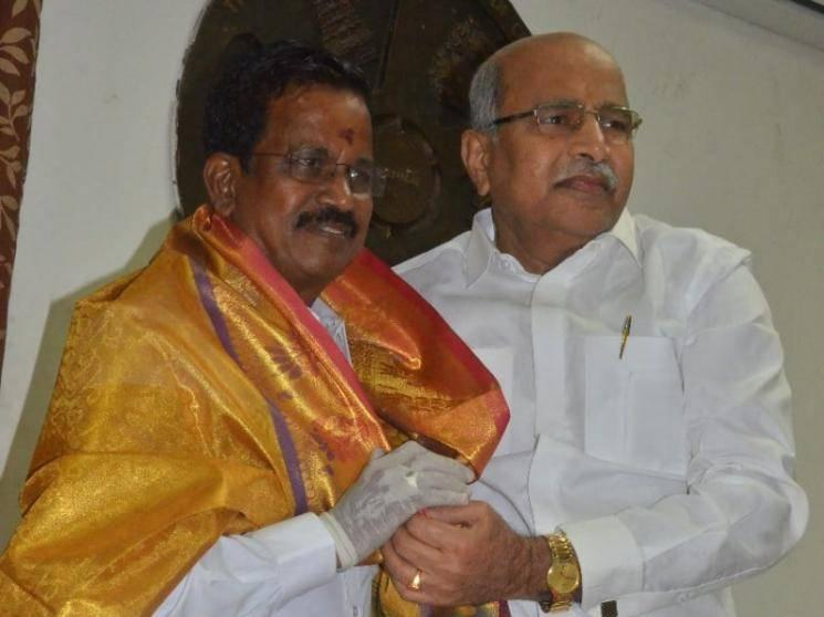 Kalaipuli S. Thanu completes 50 years in cinema, appointed as Film Federation of India President