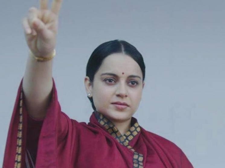Kangana Ranaut's Thalaivi New Glimpse | Jayalalitha Biopic | AL Vijay