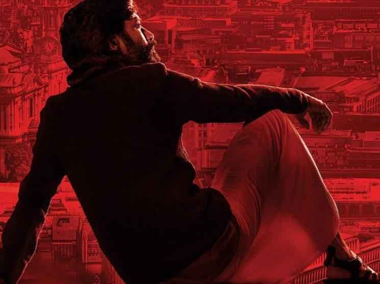 Latest semma mass announcement on Dhanush's Jagame Thandhiram - check out!