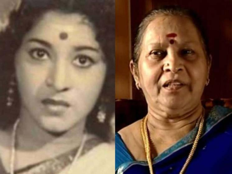 Acclaimed South Indian actress KV Shanthi passes away at 81