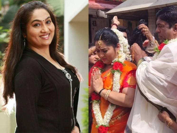 Malayalam actress Yamuna finds love for the second time, weds US-based psychotherapist
