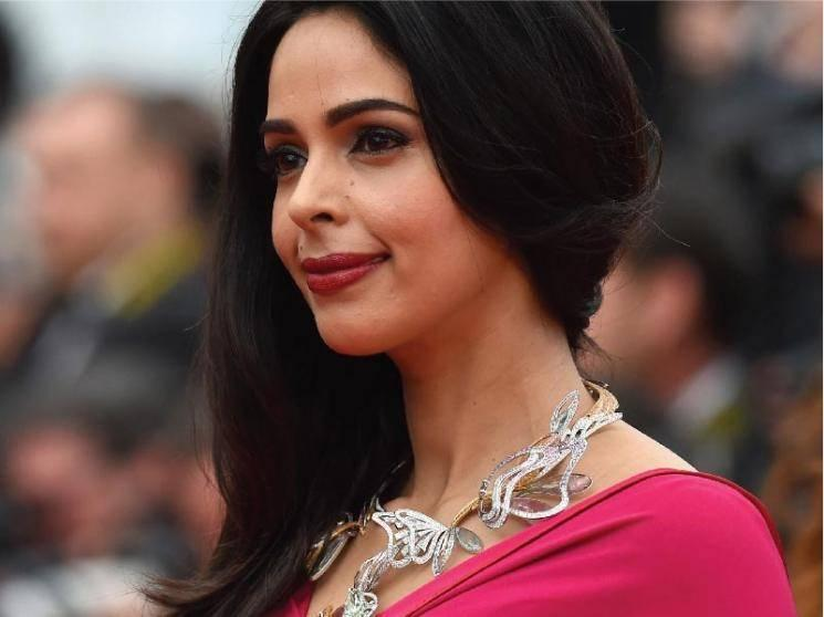 Mallika Sherawat hits back at Twitter user for blaming her films for violence against women