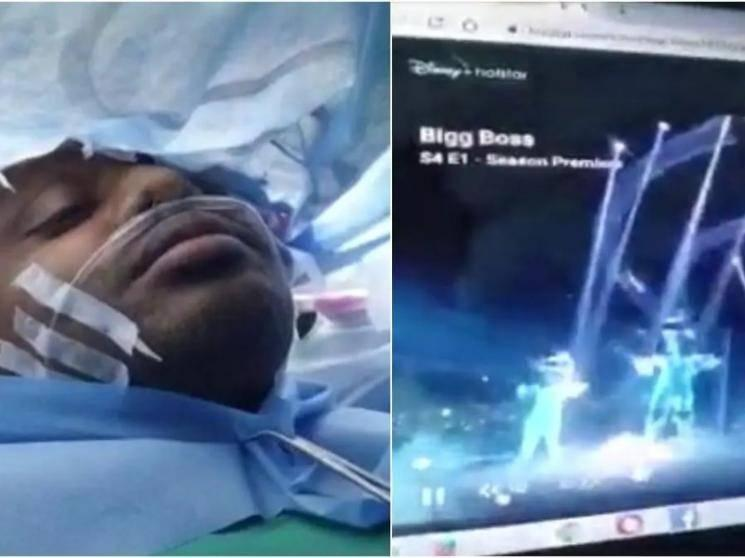 Man watches Bigg Boss and Avatar as doctors perform brain surgery on him