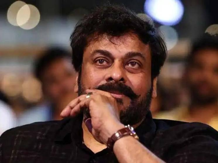 Megastar Chiranjeevi tests positive for COVID-19