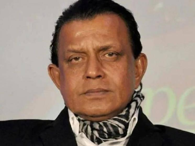 Mithun Chakraborty falls down on the sets of The Kashmir Files due to serious stomach infection