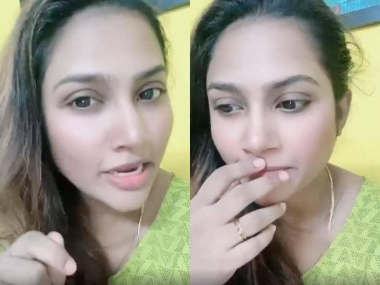 Myna Nandhini's strong request to fans - statement goes viral!