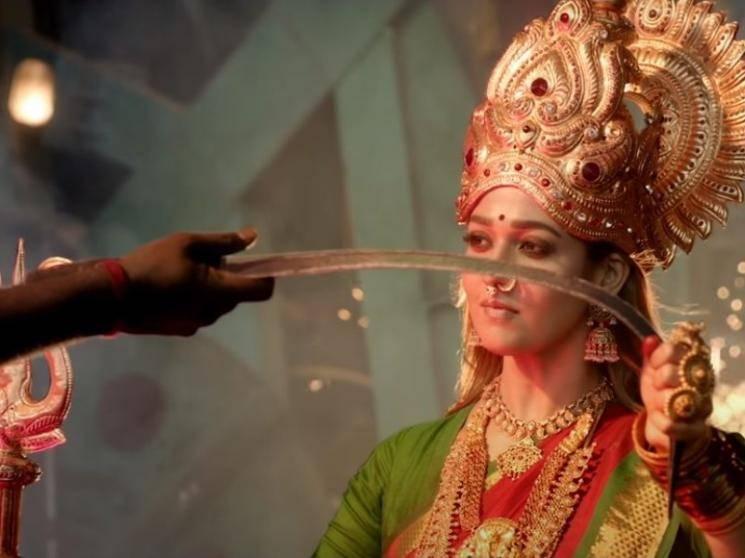 Mookuthi Amman | Aigiri Nandini Video Song | RJ Balaji | Nayanthara | Aruna Sairam | Girishh