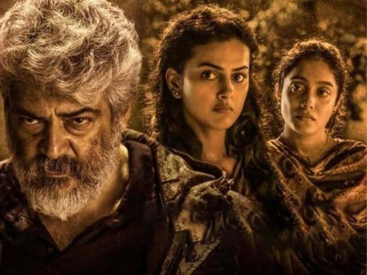 Nerkonda Paarvai actress Shraddha Srinath rants about depiction of middle class homes in cinema