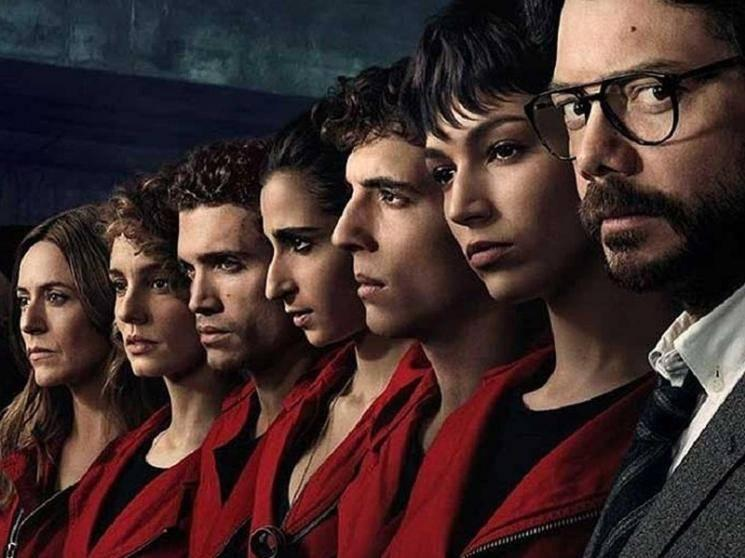 OFFICIAL: Netflix announces Korean version of Spanish crime series Money Heist