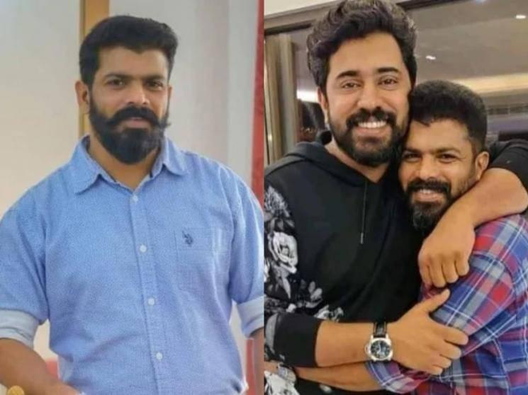 Nivin Paulys personal make-up artist Shabu Pulpally passes away, celebrities pay condolences