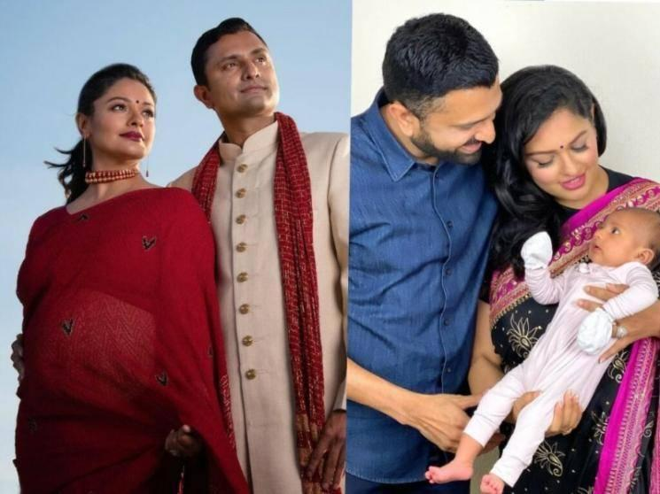 Vishwaroopam actress Pooja Kumar blessed with a baby girl - wishes pour in!
