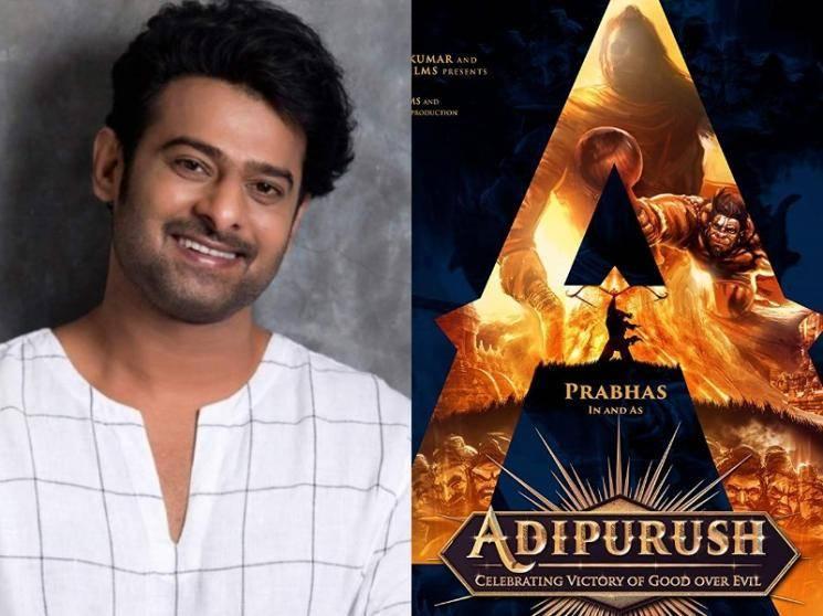 OFFICIAL: Prabhas' Adipurush to release on August 11, 2022 | Saif Ali Khan | Om Raut