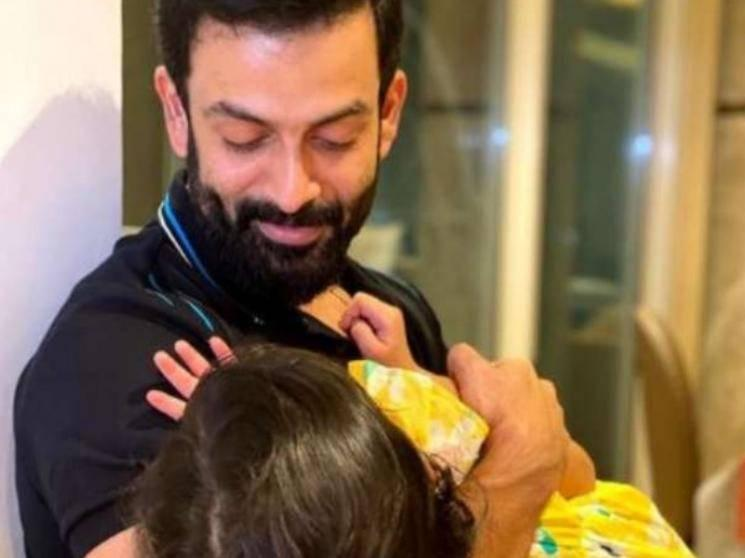 Prithviraj Sukumaran slams rumour about his daughter, shares screenshot