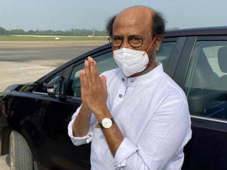 Rajinikanth admitted to hospital over severe blood pressure fluctuations - Breaking Update