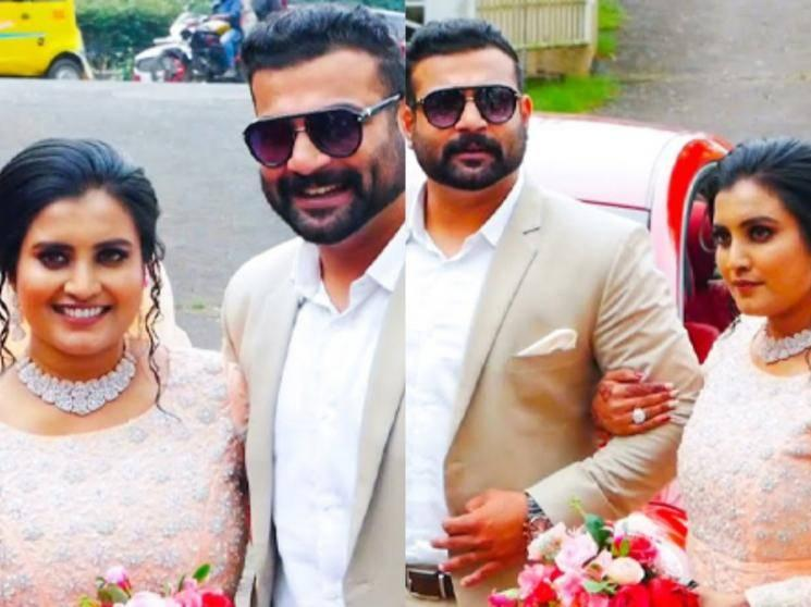 Oru Adaar Love actress Roshna Ann Roy and actor Kichu Tellus get married, wedding pics go viral!
