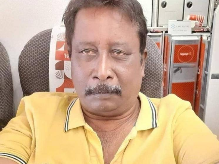 Dhool and Ghilli actor Ruben Jay passes away due to coronavirus