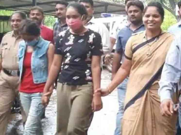 SHOCKING: Two young TV actresses arrested by Police - Viral CCTV Video here!