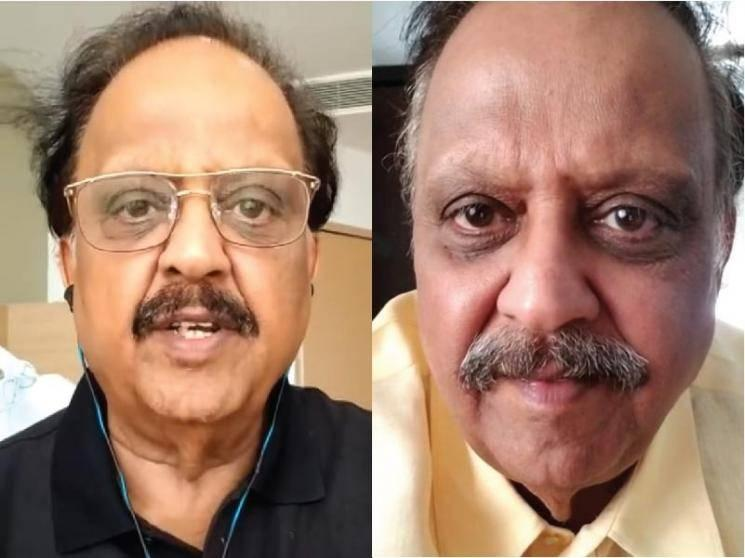 SP Balasubrahmanyam's final appearance on video before his death