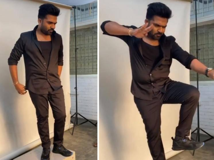 STR's pre-COVID photo shoot video with celebrity photographer Karthik Srinivasan