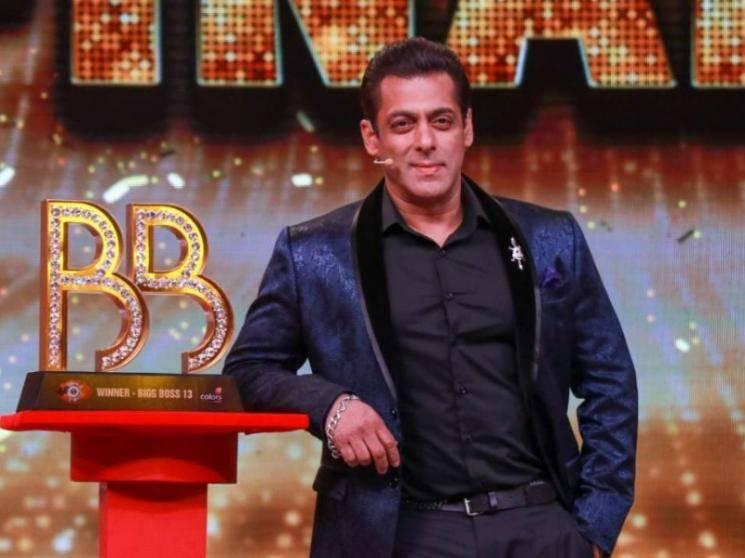 Salman Khan in isolation after his driver and two staff members test COVID-19 positive | Bigg Boss 1