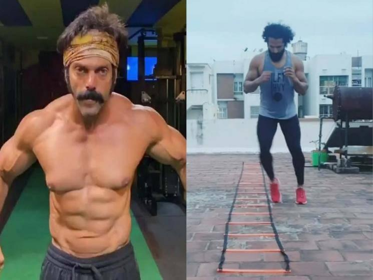 KGF villain John Kokken shares intense workout video for Pa. Ranjith-Arya boxing film