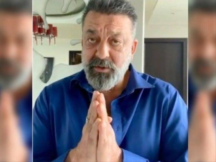 SHOCKING: Bollywood Actor Sanjay Dutt Diagnosed With Cancer!