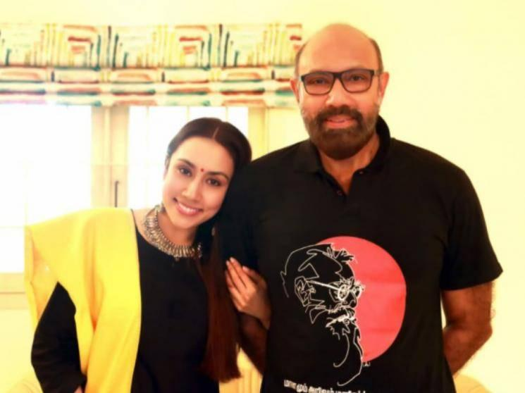 Sathyaraj to campaign for daughter Divya in the next elections? Official statement