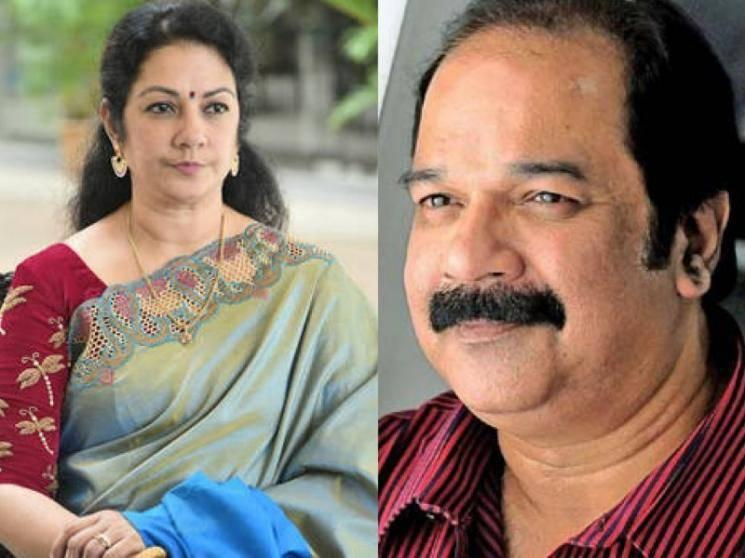 Baasha director Suresh Krissna and actress Shanthi Krishna's father passes away