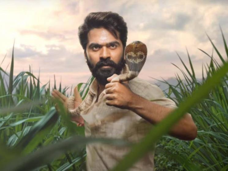 OFFICIAL: STR 46 titled Eeswaran! First sight and motion poster unveiled | Suseenthiran