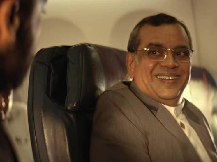Soorarai Pottru Paresh Rawal's strong statement against vulgar and double-meaning comedy films
