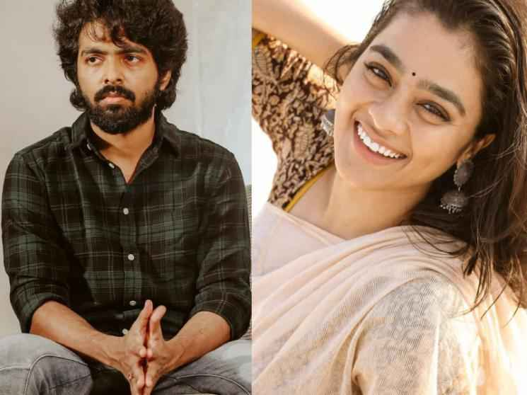 Super Deluxe fame Gayathrie signed to play the female lead in GV Prakash's next!