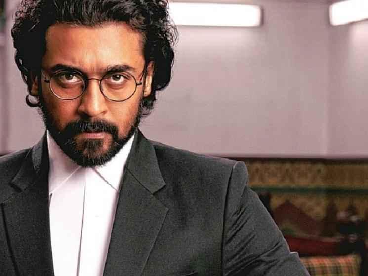 Suriya's Jai Bhim New Pictures Released - Check Out | Rajisha Vijayan